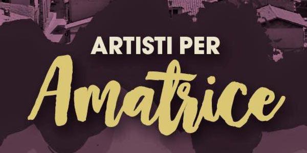 Artisti per Amatrice: Alessio Bernabei, Gigi D'Alessio, Zero Assoluto per le vittime del terremoto
