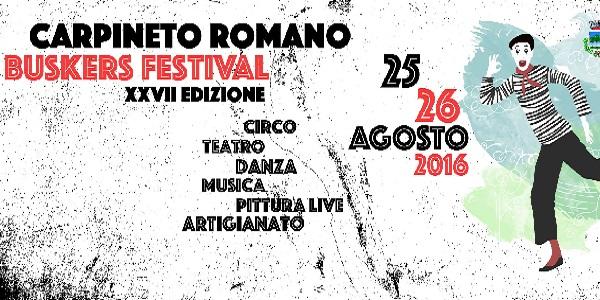 carpineto romano buskers festival 2016