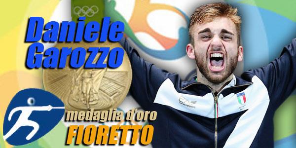 olimpiadi rio 2016 garozzo oro