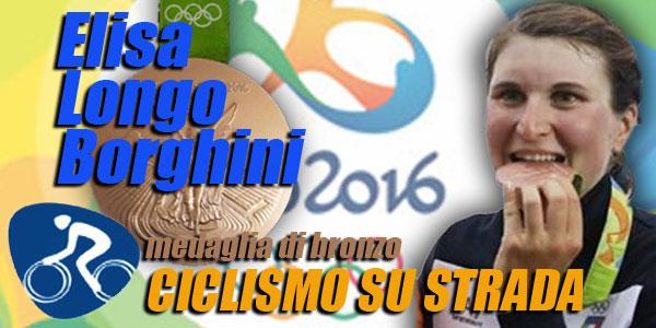 olimpiadi rio 2016 longo borghini bronzo