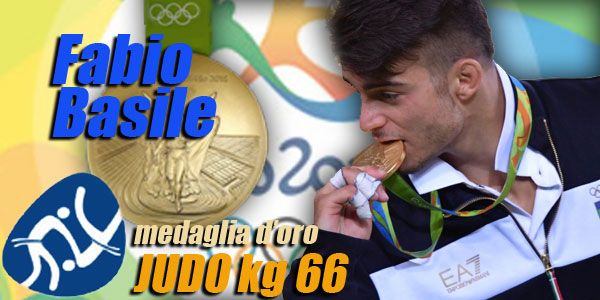 olimpiadi rio 2016 basile oro