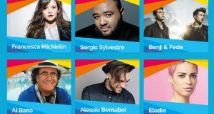 festival show 2016 lignano artisti