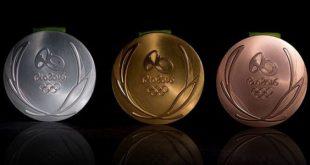 Olimpiadi Rio 2016 medaglie