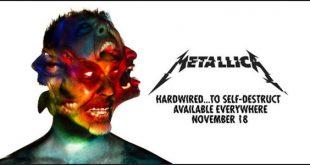 metallica nuovo album 2016