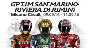 misano moto gp San Marino e Riviera di Rimini 2016