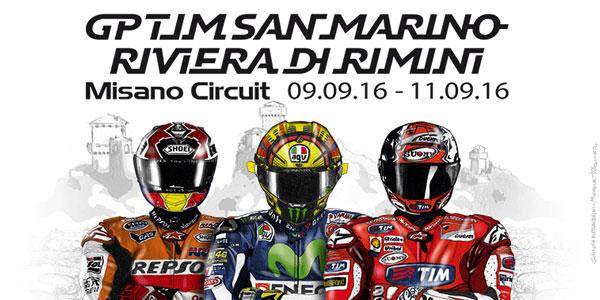 Misano: MotoGP Gran Premio 2016 – promozioni e biglietti