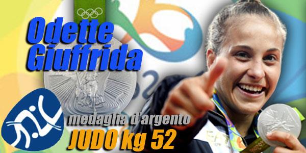 olimpiadi rio 2016 giuffrida argento