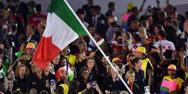 olimpiadi rio 2016 cerimonia apertura foto