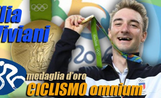 olimpiadi rio 2016 elia viviani oro