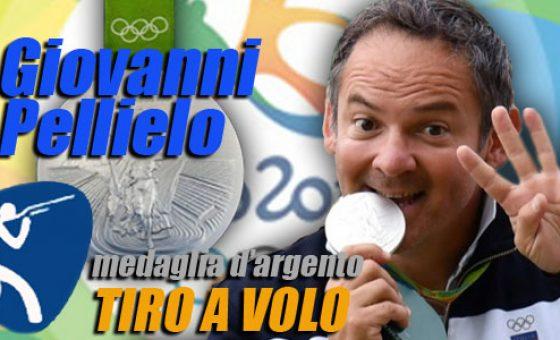 olimpiadi rio 2016 giovanni pellielo argento