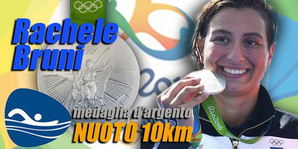 olimpiadi rio 2016 rachele bruni argento