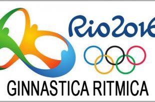olimpiadi rio 2016 ritmica orari calendario