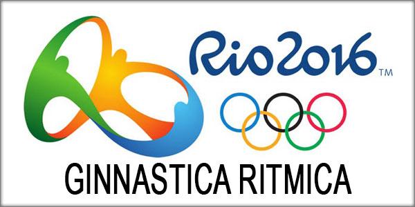 Olimpiadi Rio 2016: al via la Ginnastica Ritmica, calendario, orari e dove vedere la diretta