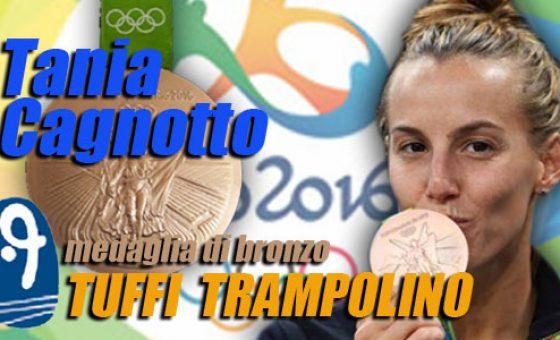 olimpiadi rio 2016 tania cagnotto secondo bronzo