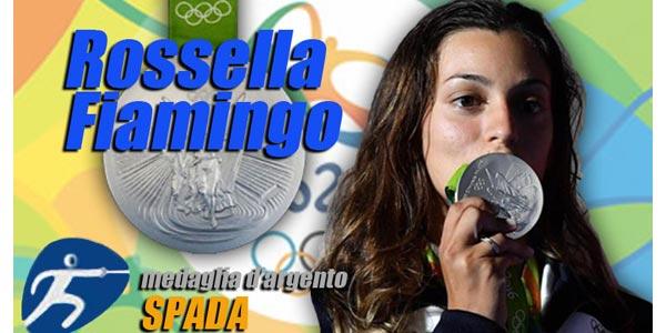 rossella fiamingo olimpiadi rio 2016
