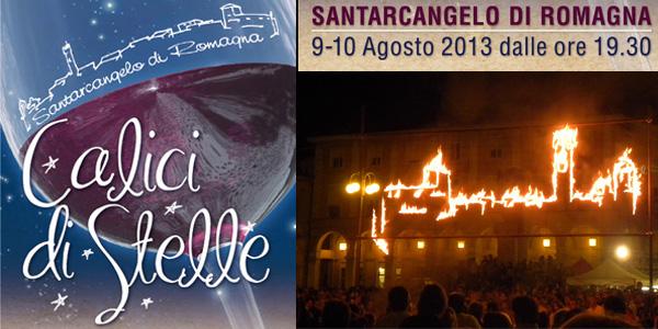 Santarcangelo: Calici di Stelle per la Notte di San Lorenzo il 10 agosto 2016
