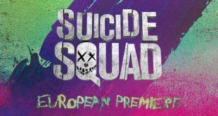 suicide squad premiere europea