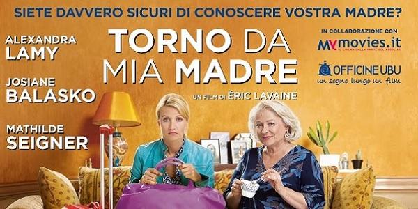 Torno da mia madre: al cinema la divertente commedia francese – recensione
