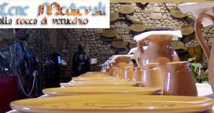 verucchio romagna cene medievali