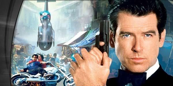007 Il domani non muore mai film stasera in tv trama