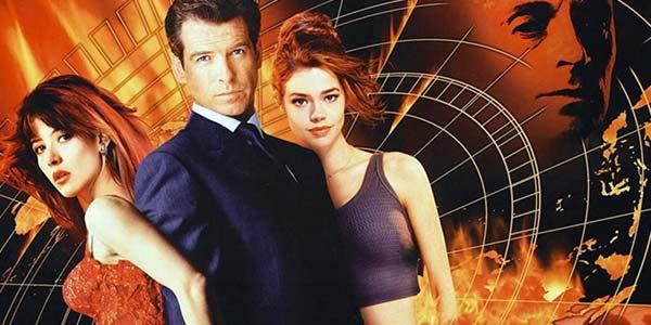 007 - Il mondo non basta film stasera in tv trama