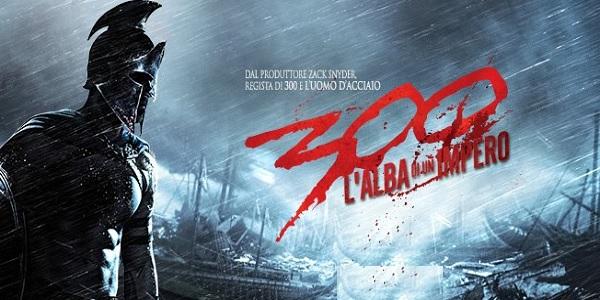 300 L'Alba di un Impero film stasera in tv