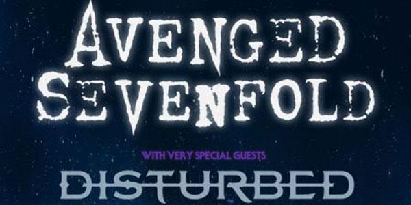 Avenged Sevenfold concerto 2017 biglietti