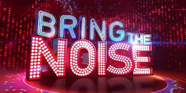 Bring The Noise: ospiti terza puntata stasera 12 ottobre 2016, tra cui Alessio Bernabei