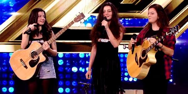 Coraline X Factor 10 video esibizione audizioni