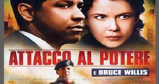Film stasera in tv Attacco Al Potere trama