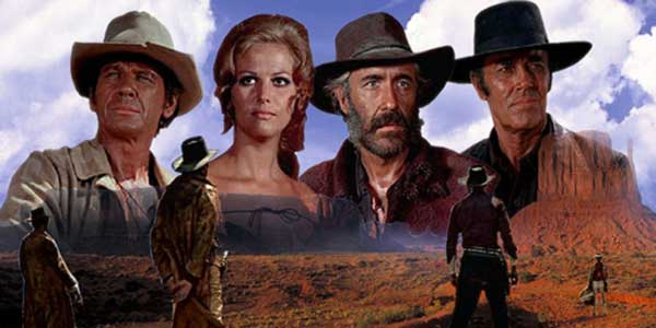 Film stasera in tv C'era Una Volta Il West trama