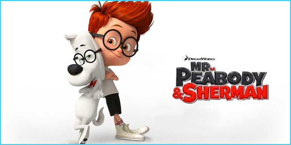 Film stasera in tv Mr. Peabody e Sherman trama