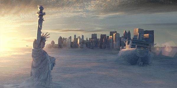 Film stasera in tv The Day After Tomorrow trama
