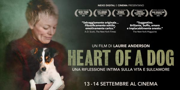 Heart of a Dog recensione trama trailer