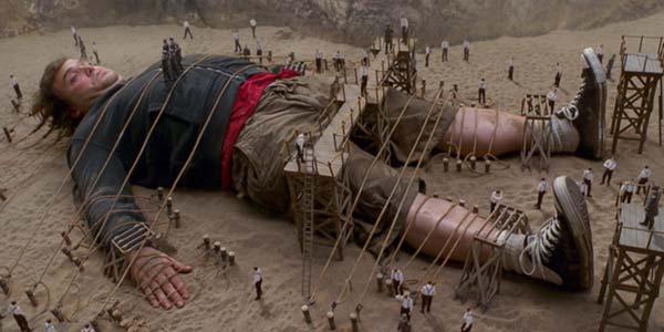 I fantastici viaggi di Gulliver, film stasera in tv su Italia 1: trama