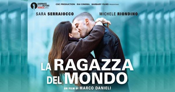 Festival del Cinema di Venezia: oggi 7 settembre il film italiano La Ragazza Del Mondo