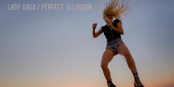 Lady Gaga Perfect Illusion Audio Testo