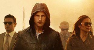 Mission Impossible Protocollo Fantasma stasera in tv su Italia 1