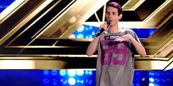Pink Gijibae X Factor 10 video esibizione audizioni
