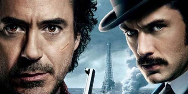 Sherlock Holmes Gioco di Ombre film stasera in tv 13 novembr
