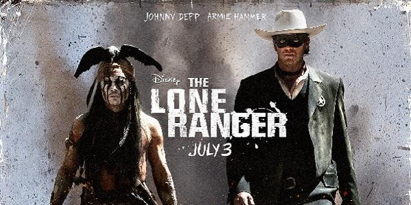 The Lone Ranger film stasera in tv