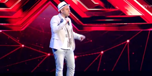 X Factor 10 Dani Hoh di Marcello video tormentone