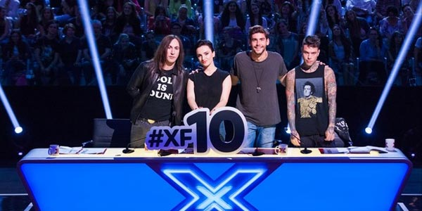 X Factor 10 prima puntata audizioni concorrenti
