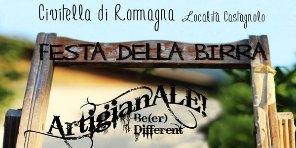 Festa della Birra a Civitella di Romagna il 9 e 10 settembre 2016 – programma