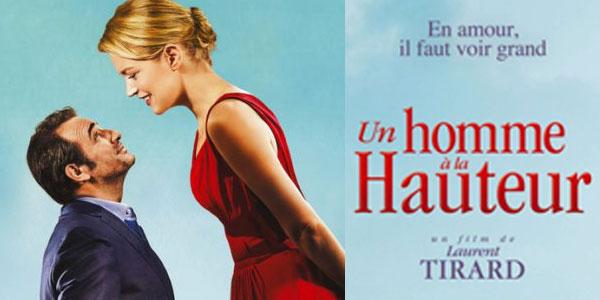 film al cinema Un amore all'altezza