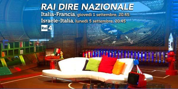 Gialappa's Band: con Rai Dire Nazionale il commento in diretta di tutte le partite dell'Italia