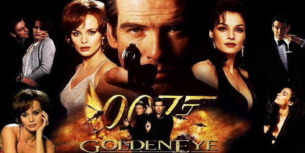 goldeneye 007 film stasera in tv