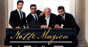 il volo stasera in tv su canale 5 tributo ai tre tenori
