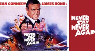 mai dire mai film stasera in tv Sean Connery