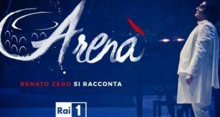 renato zero arena rai 1